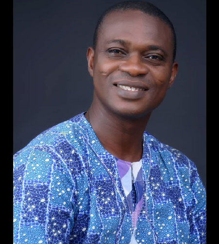 Pastor RICHARDS, Akonam Chybuike
