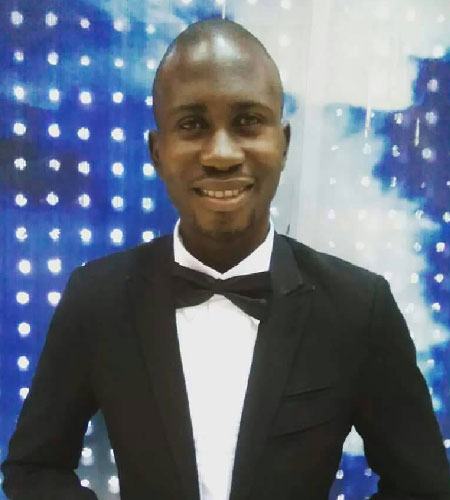 Mr. OLADELE, Oluwatobi